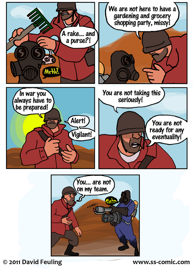 Situational Awareness (TF2)